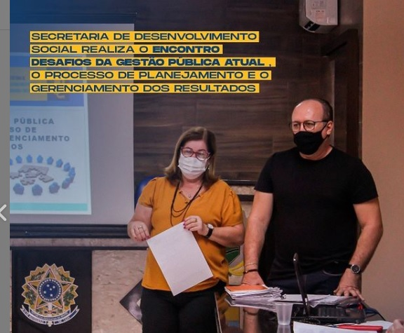 """Equipe da assistência realiza """"Encontro desafios da Gestão Pública Atual"""""""